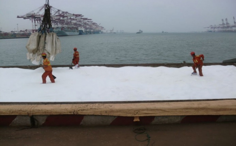25000 tons of urea exported to India